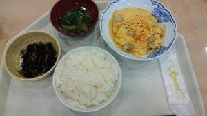 病院食_親子丼