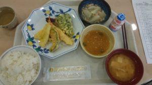 病院食_天ぷら