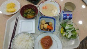 病院食_朝バイキング3